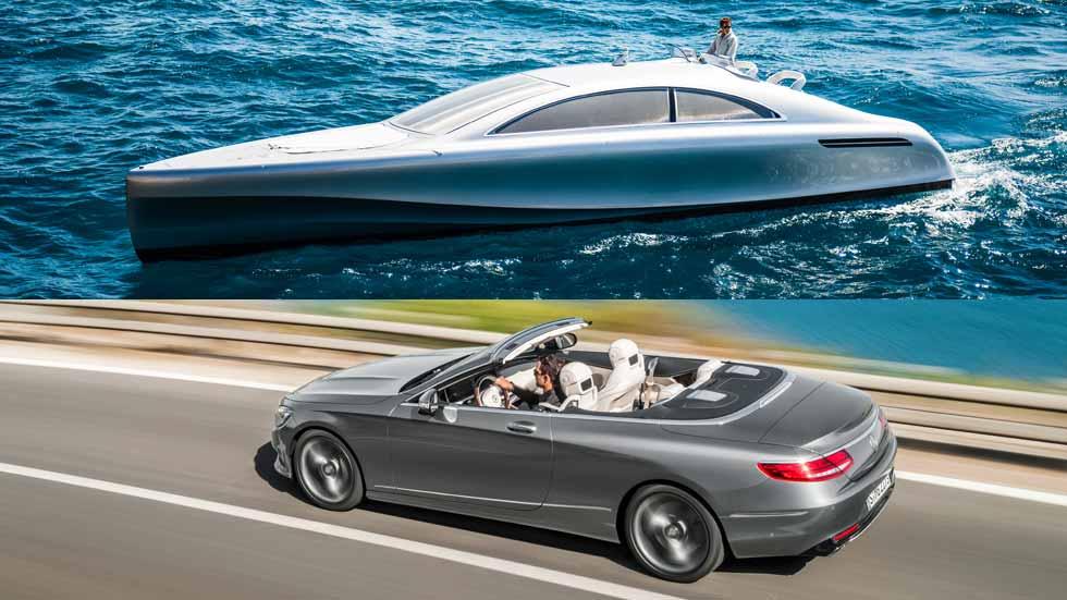 Arrow460-Granturismo, el nuevo yate de lujo de Mercedes