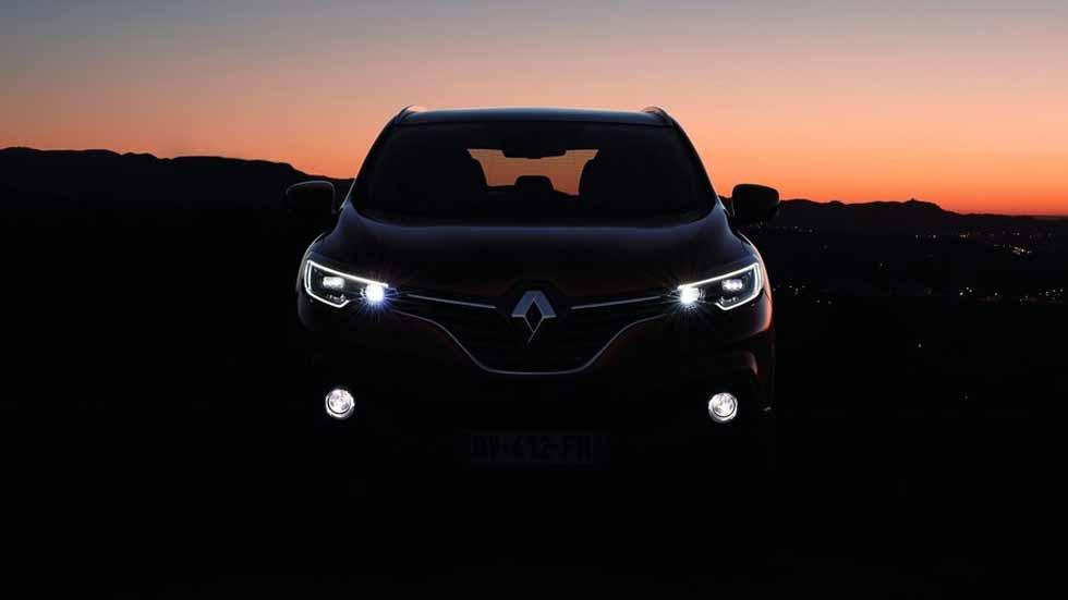 Nuevo Renault Koleos: el Espace SUV que llegará ¿en 2017?