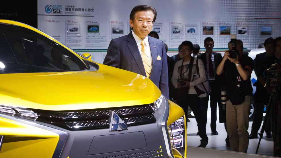 Mitsubishi mintió en los consumos de 625.000 coches en Japón