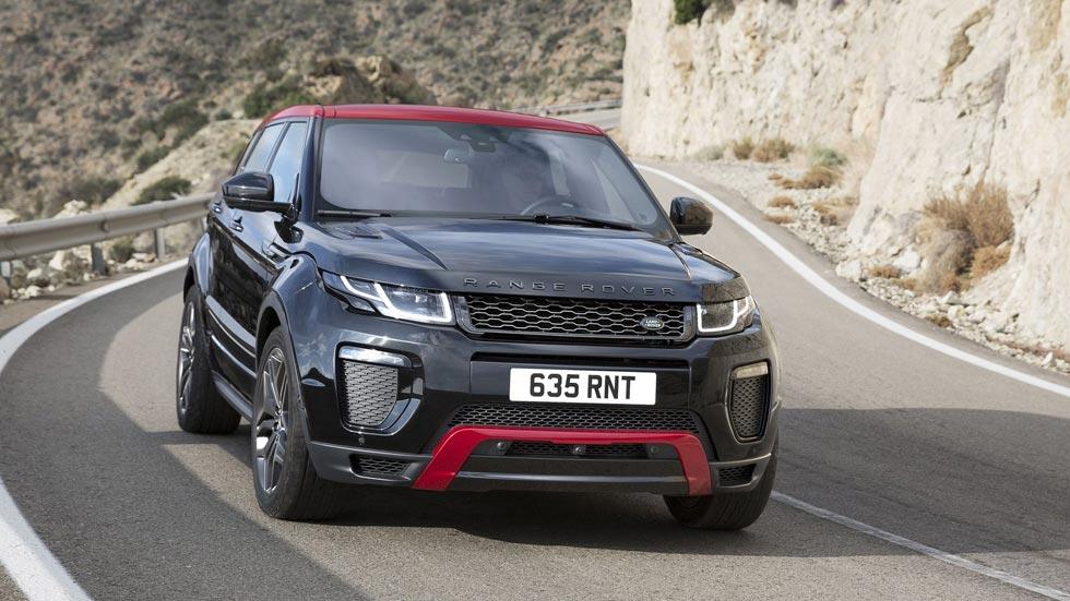 Range Rover Evoque Ember Edition, el SUV se viste de 'gentleman'