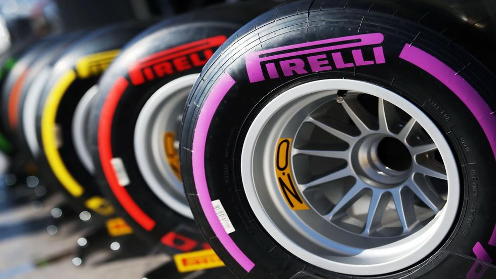 Fórmula 1: la FIA permitirá en 2017 más jornadas de test de neumáticos