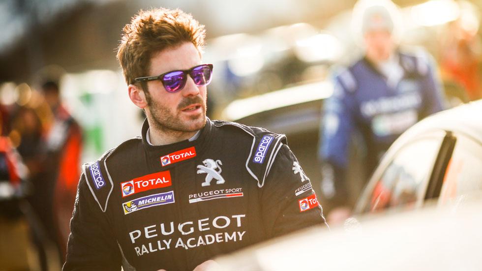 Entrevistamos a 'Cohete' Suárez, piloto de Peugeot en WRC2 (vídeo)