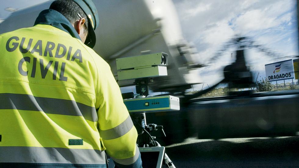 ¡Ojo! Control especial de la velocidad para multar en toda Europa