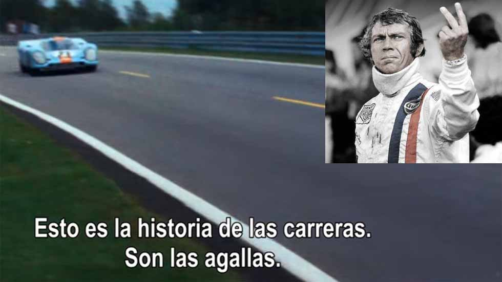 Trailer de Steve McQueen: The Man & Le Mans (vídeo)
