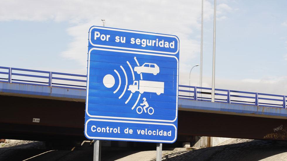El primer radar de tramo urbano en Madrid multará el 1 de junio