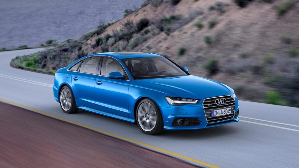 Audi A6 y A7 Sportback, nuevo diseño y opciones de equipamiento