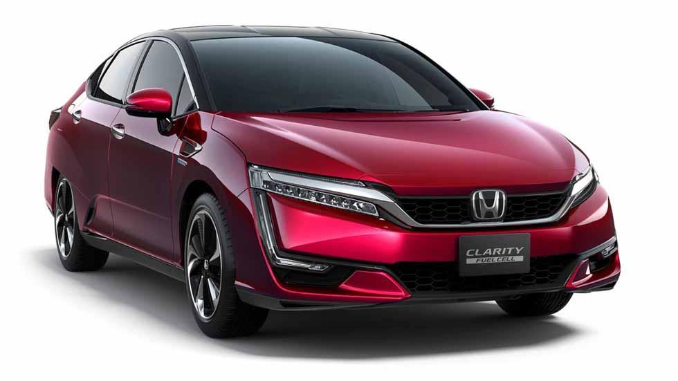 Honda Clarity, con tres opciones de propulsión