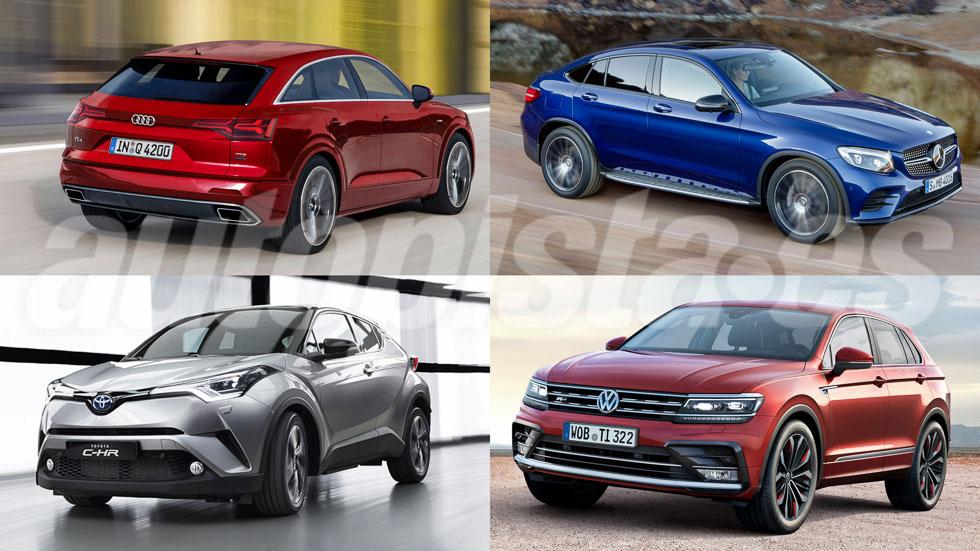 Los grandes SUV que llegarán al mercado… y triunfarán