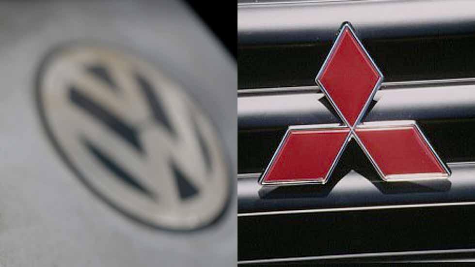 Todos los consumos reales de Mitsubishi y el Grupo Volkswagen, al detalle