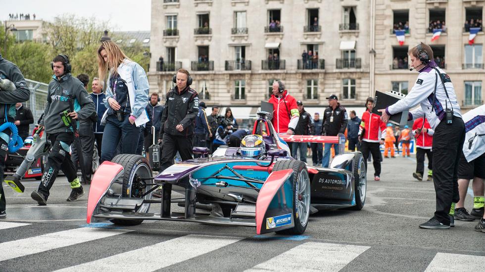 Vergne, con un pie fuera del equipo DS Virgin de Fórmula E