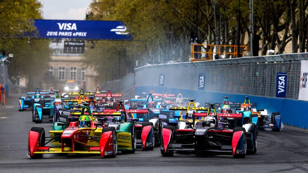 Automovilismo: Di Grassi vence en la Fórmula E en París, y más…