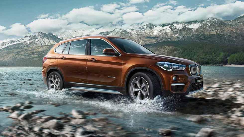 BMW X1 Li: el SUV X1 da el estirón