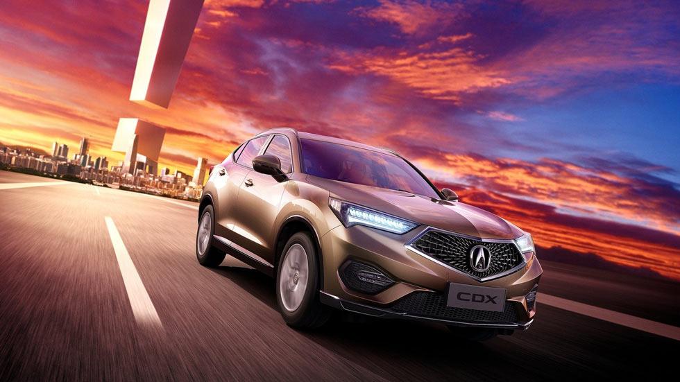 Acura CDX: nuevo SUV de lujo desde el Salón de Pekín