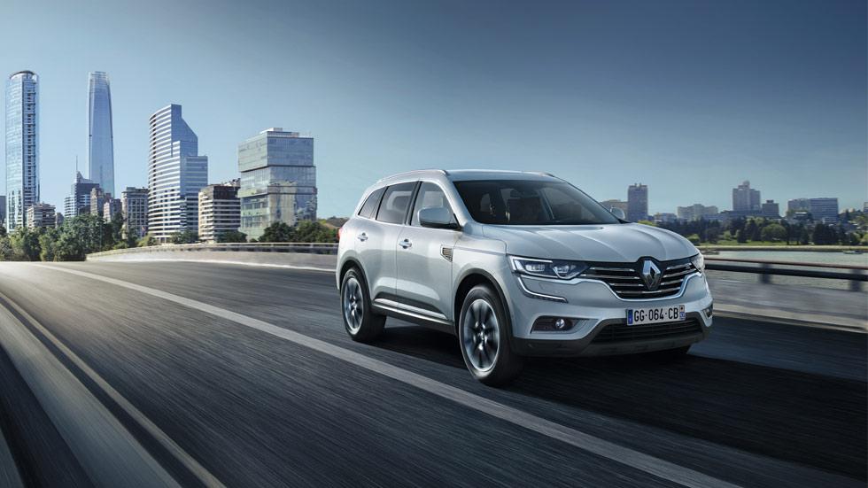 Renault Koleos, todos los datos y fotos oficiales del renovado SUV francés