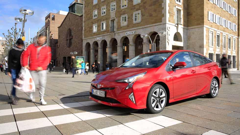 Toyota Prius, probamos el rey de los híbridos