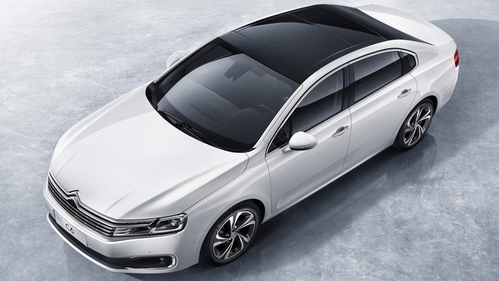 Citroën C6: el renacimiento de la berlina francesa