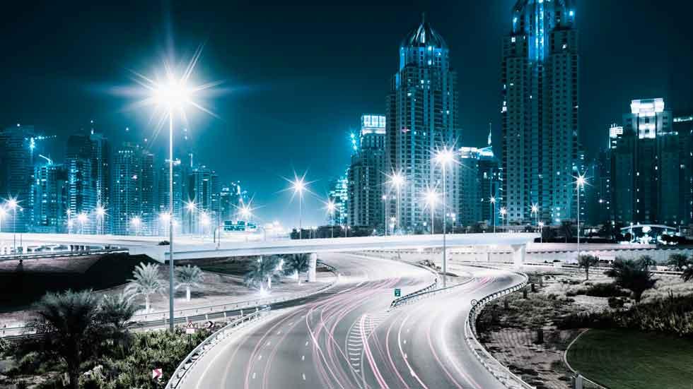 Dubái quiere que el 25 por ciento de sus coches sean autónomos