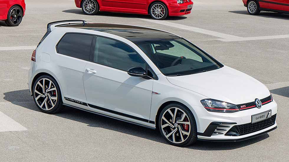 VW Golf GTI Clubsport S: el Golf más potente del momento