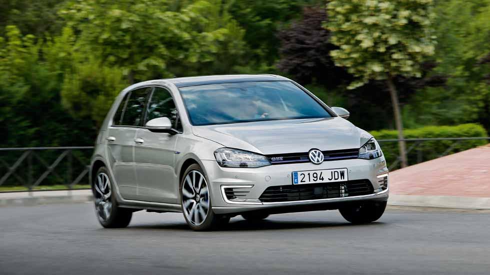 Volkswagen Golf GTE: probamos el Golf híbrido y deportivo