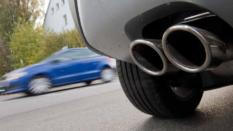 ¿Prohibir los anuncios de coches Diesel? Lo han pedido en Barcelona
