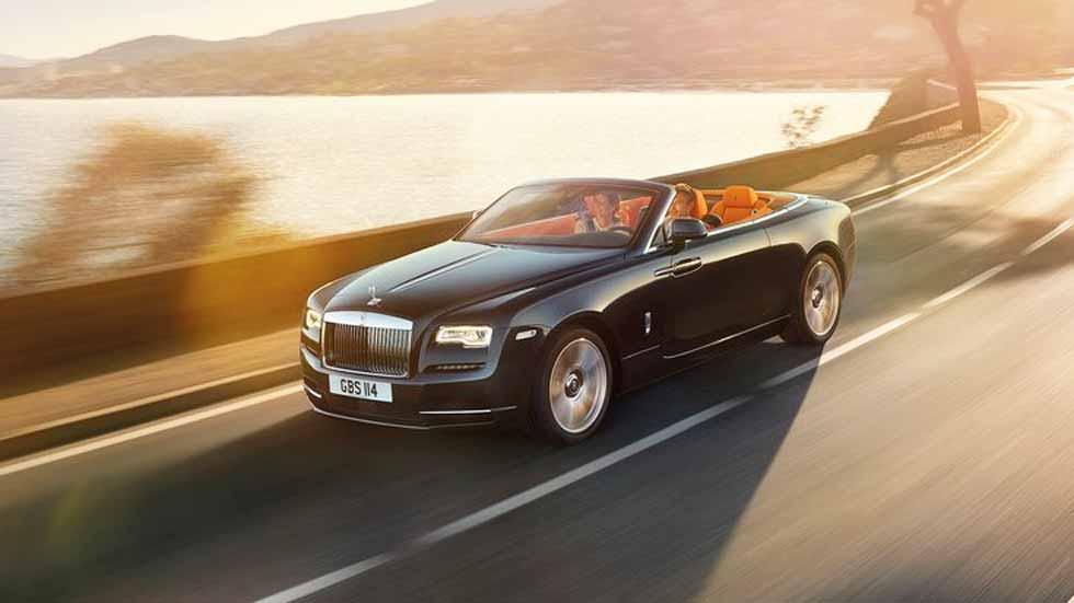 Rolls-Royce Dawn: nos subimos al descapotable de los Dioses
