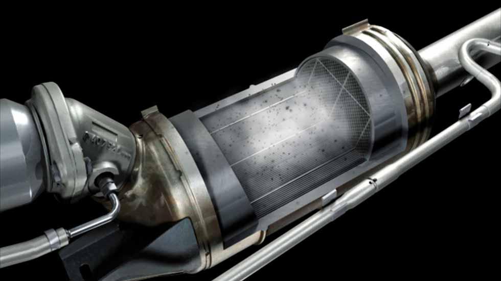 Dudas: ¿cómo tratar bien con la conducción el filtro de partículas Diesel?