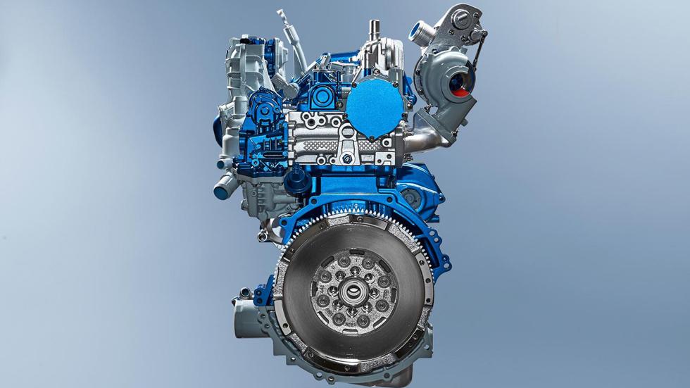 Nuevo motor Ford 2.0 EcoBlue Diesel: más potente y ahorrador