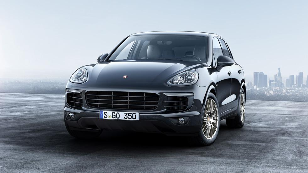Porsche Cayenne Platinum Edition, en Diesel e híbrido