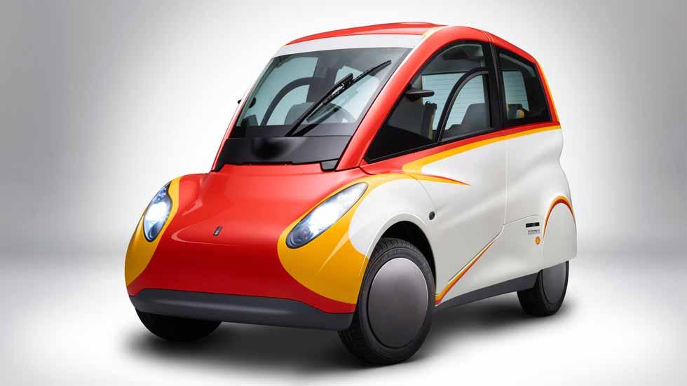 Shell Concept Car: el coche urbano del futuro (vídeo y fotos)