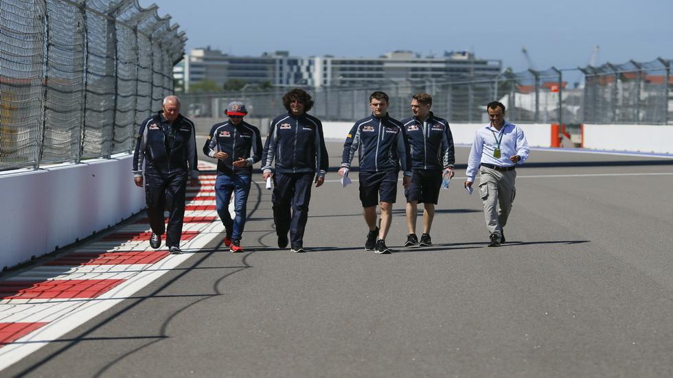 GP de Rusia de F1: Carlos Sainz, preparado para un nuevo reto