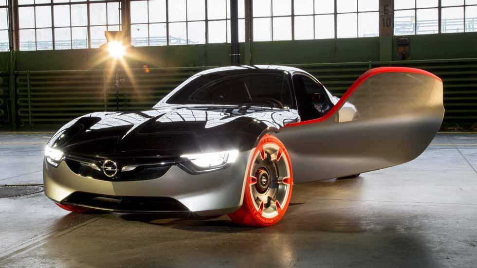 Opel GT Concept, nos subimos al deportivo biplaza del futuro