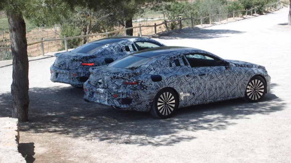 El futuro Mercedes Clase E Coupé 2017, de pruebas en España