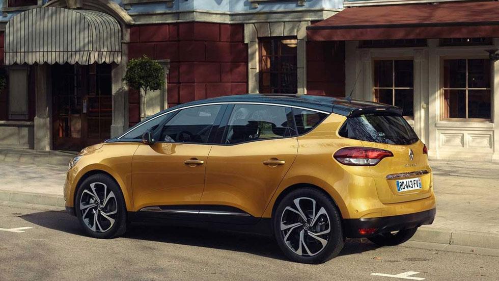 Nuevo Renault Scénic: el monovolumen familiar se reinventa