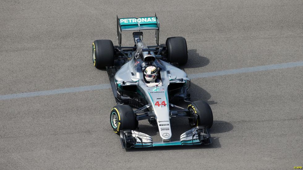GP de Rusia de F1: Entrenamientos libres del viernes