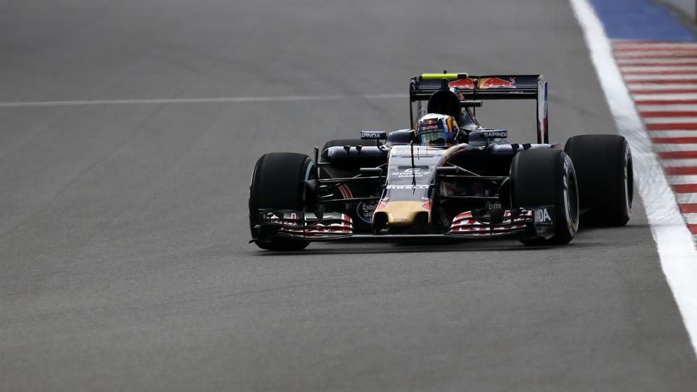 GP de Rusia de F1- Carlos Sainz, contento con el comportamiento de su monoplaza