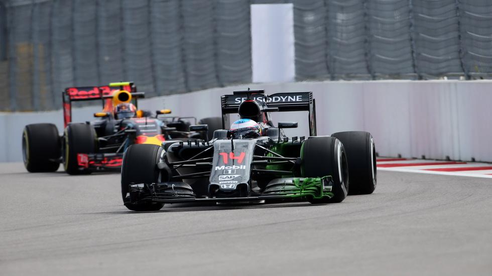 GP de Rusia de F1- Fernando Alonso declaraciones tras la carrera