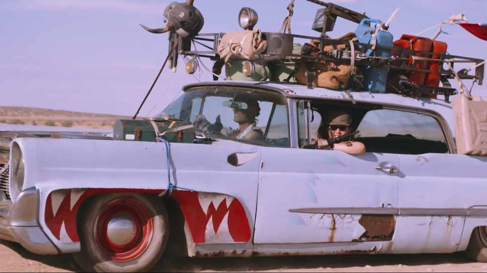 "Wasteland Weekend: un festival muy ""real"" sobre Mad Max (vídeo y fotos)"
