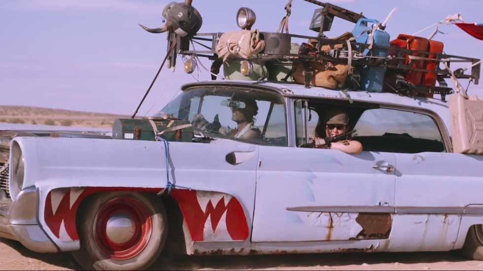 """Wasteland Weekend: un festival muy """"real"""" sobre Mad Max (vídeo y fotos)"""