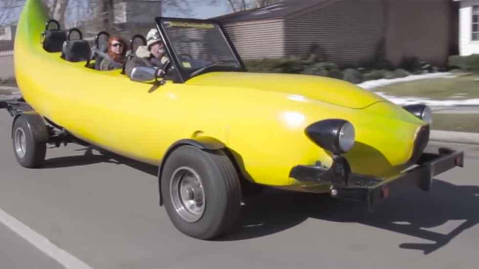 Los coches más raros del mundo (vídeo y fotos)