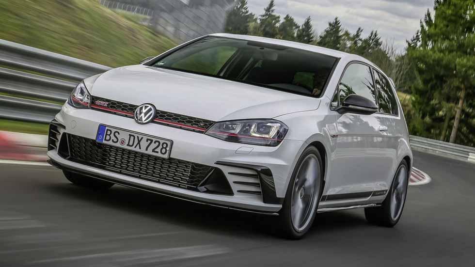 VW Golf GTI Clubsport S: así es el Golf más potente de la historia