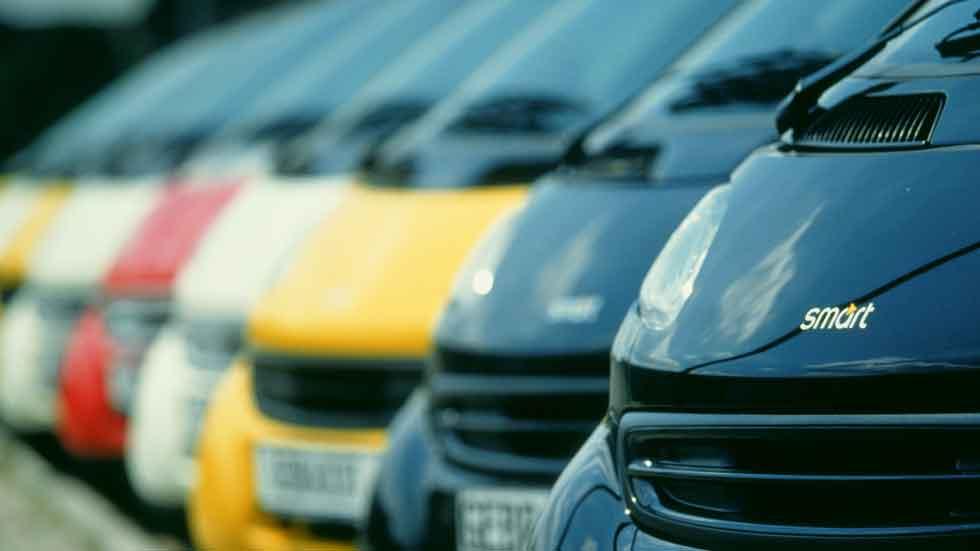 Las ventas de coches suben un 21,2 por ciento en abril
