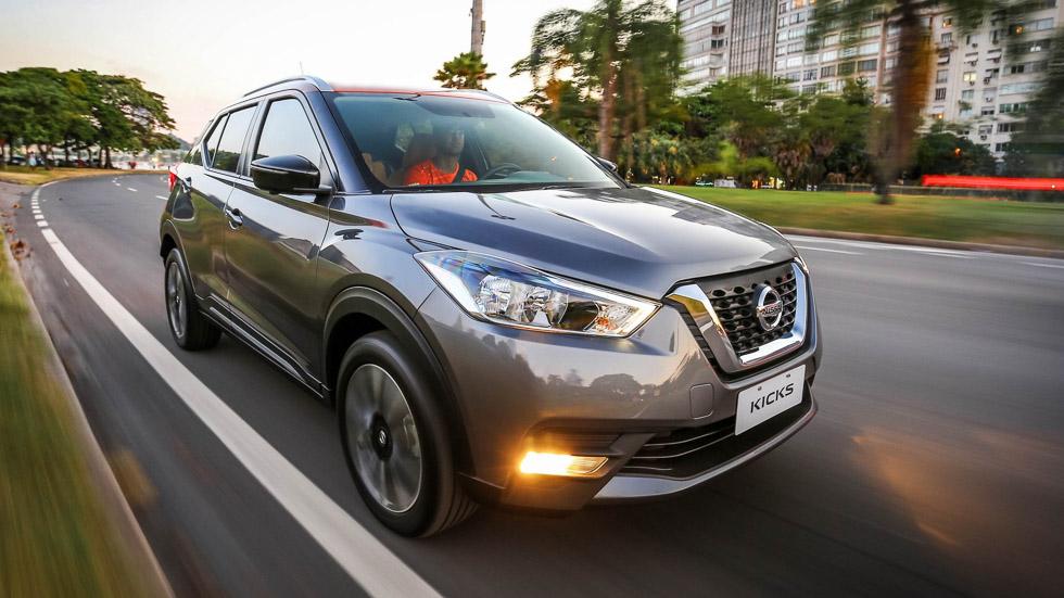 Nissan Kicks: un nuevo SUV entre el Juke y el Qashqai