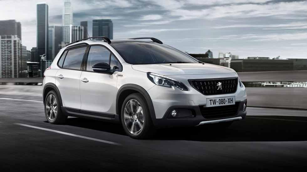 Peugeot 2008 2016: precios, fotos y todos los datos