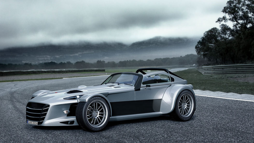 Donkervoort D8 GTO RS, el caza récords