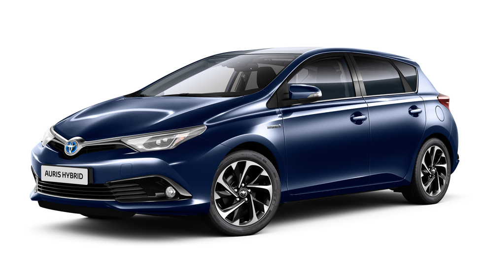 nuevo toyota auris 2016 precio desde euros. Black Bedroom Furniture Sets. Home Design Ideas