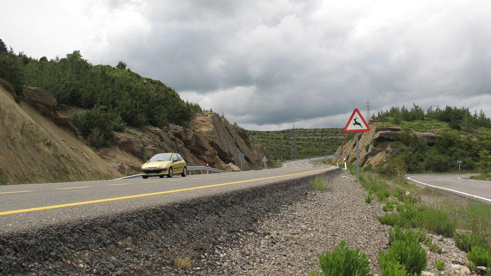 Suspenso para la conservación de las carreteras españolas