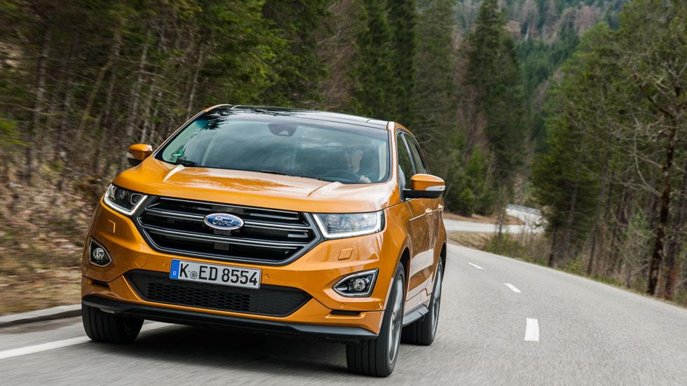 El Ford Edge, a prueba: la comodidad al poder