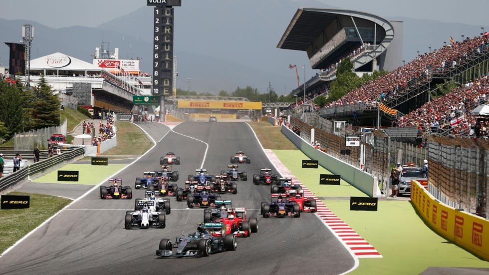 Gana dos entradas para ver en directo el GP de España F1