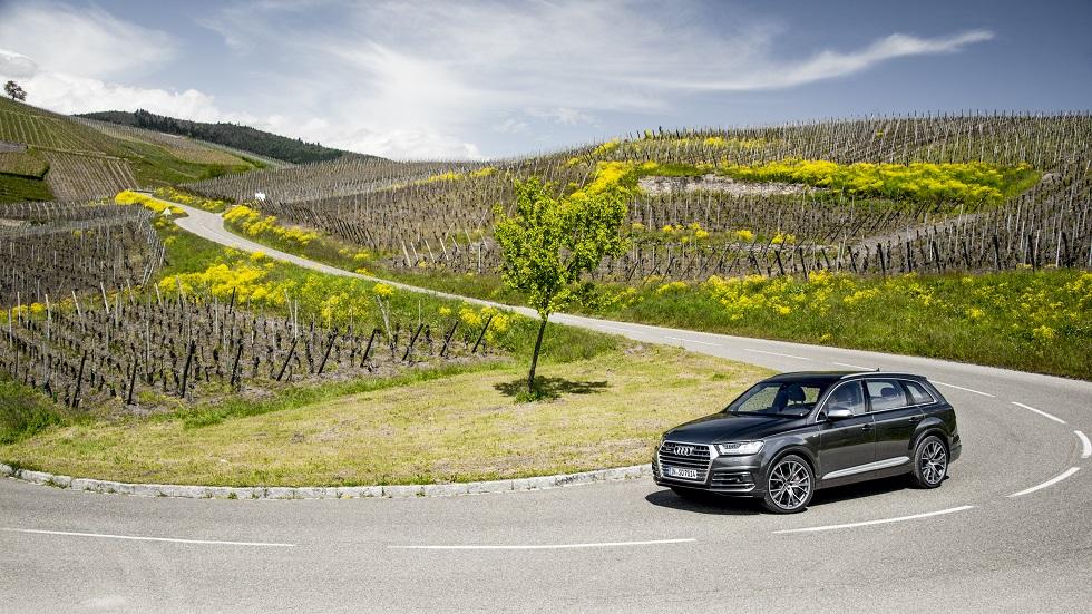 Audi SQ7 TDI, probamos el SUV Diesel más impresionante