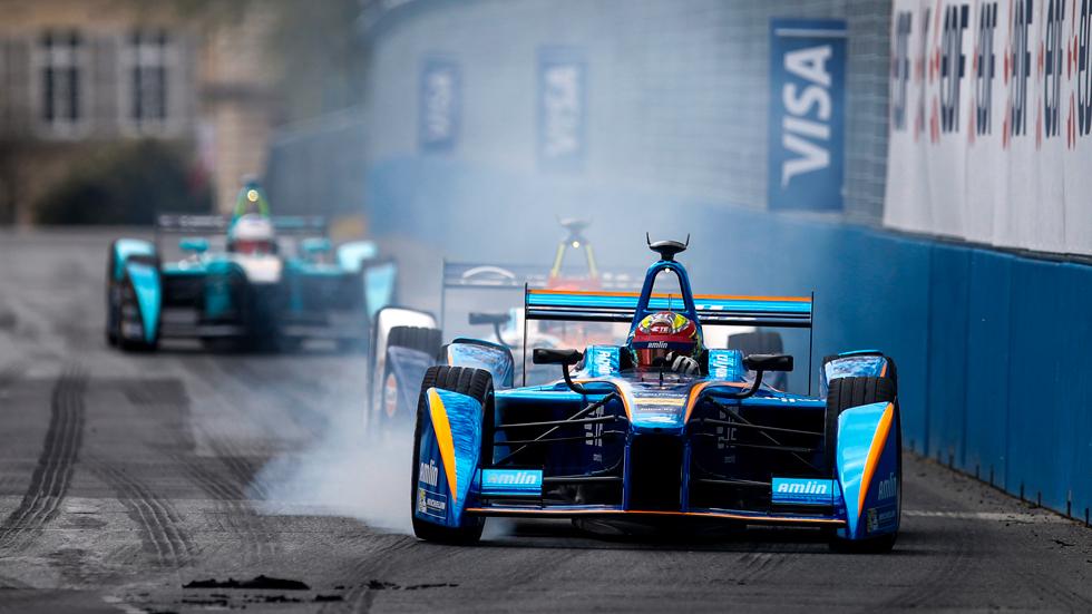 Fórmula E: se suspende el ePrix de Moscú 2016